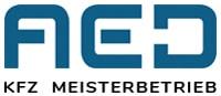AED Kfz Meisterbetrieb - Logo